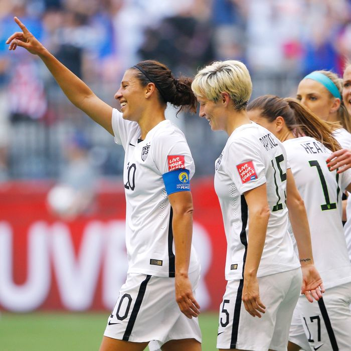 The USWNT.