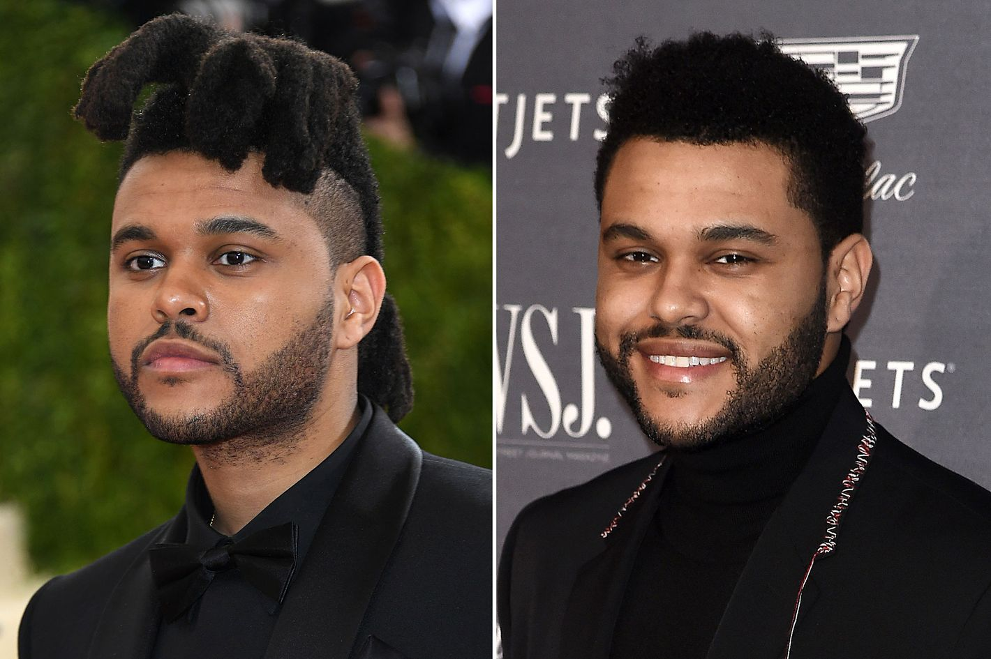 Finally The World Learns What Happened To The Weeknds Hair