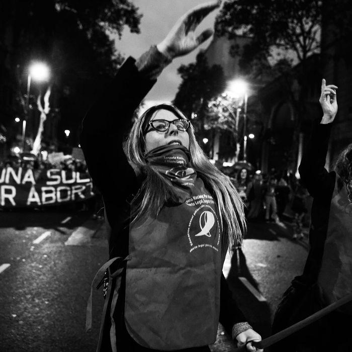 Ni Una Menos, an anti-femicide group in Argentina.