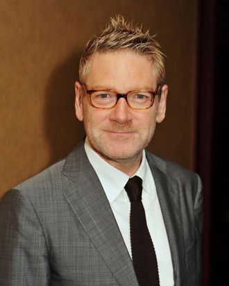Actor Kenneth Branagh attends the Cinema Society with Linda Wells & Allure screening of DreamWorks Studios'