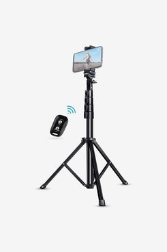 Selfie Stick Extendable Tripod Stand with Bluetooth Remote for iPhone & Android Phone