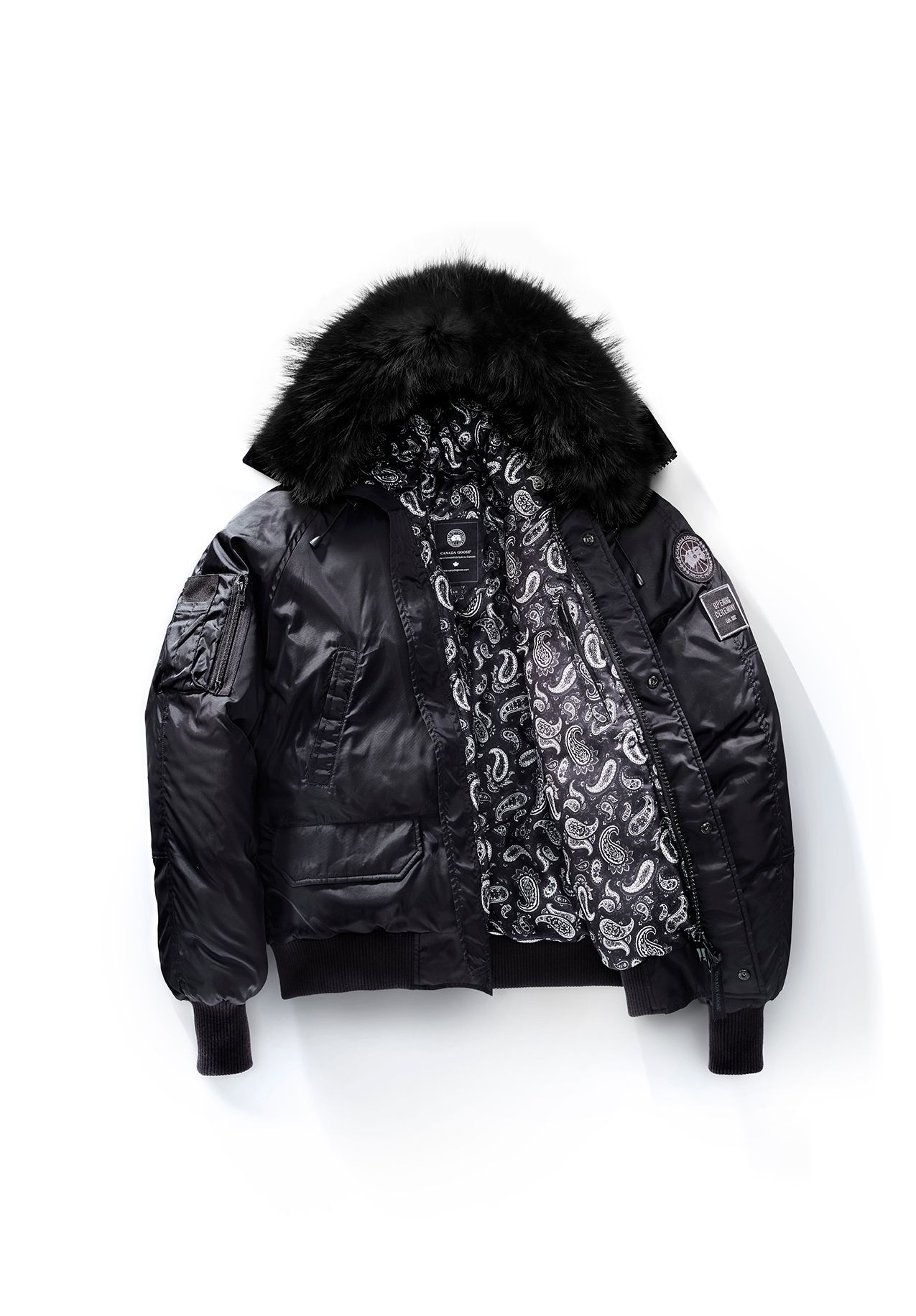 f805578c8 Canada Goose Is Making Puffer Coats With Opening Ceremony