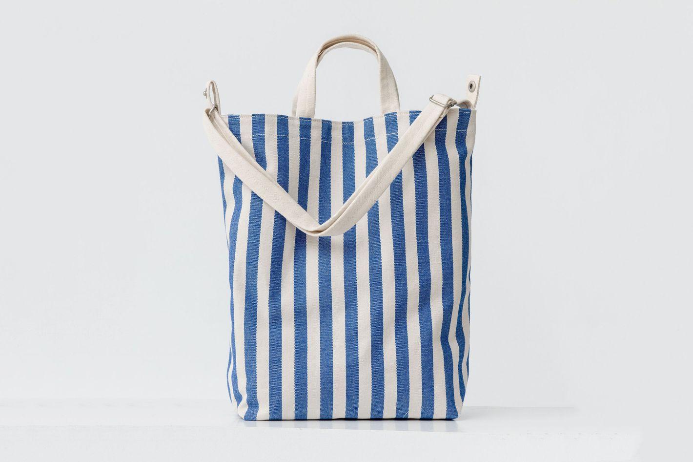 Baggu Duck Bag in Summer Stripe