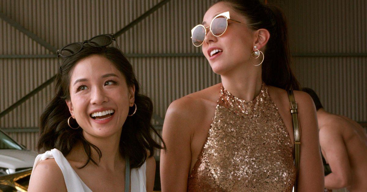 Crazy Rich Asians Netflix