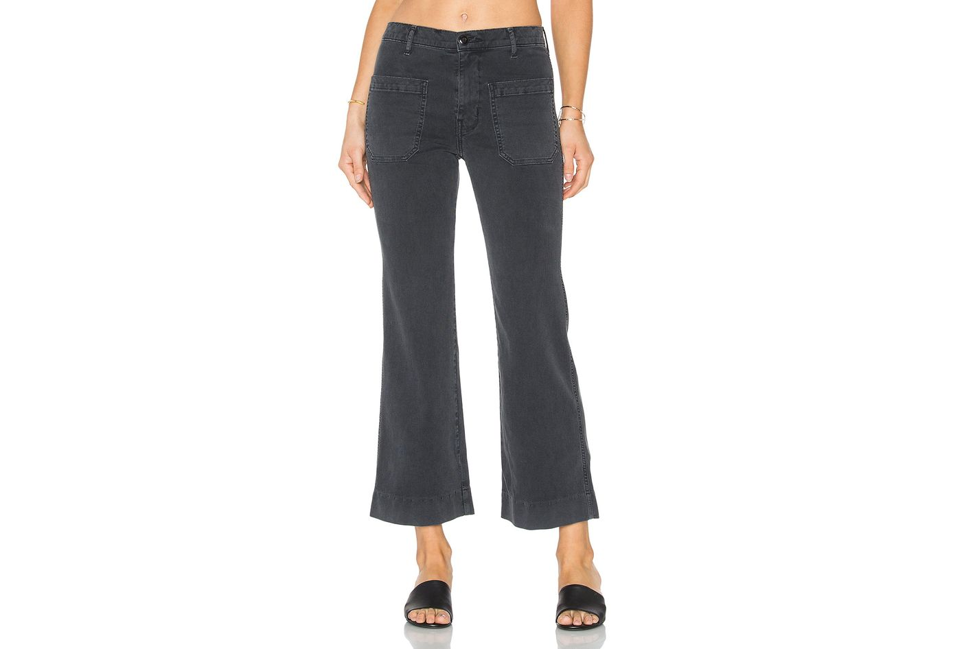 The Great Cropped Mariner Jean