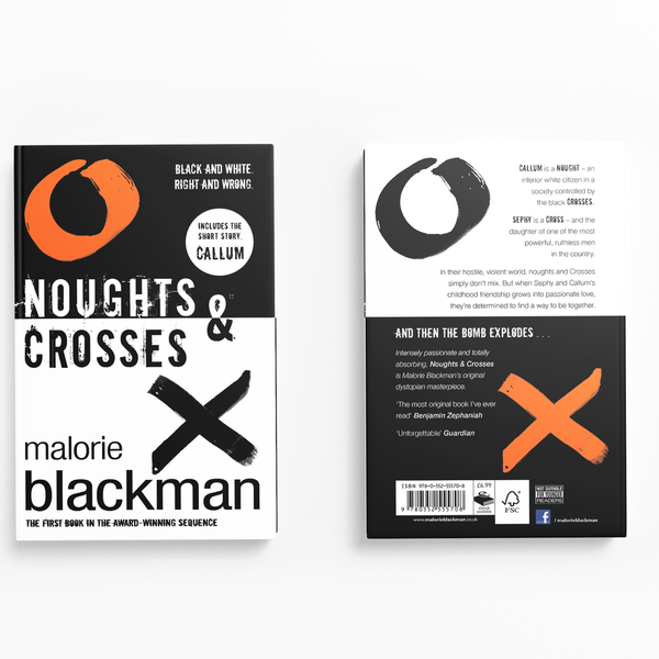 """""""Noughts & Crosses"""", by Malorie Blackman"""