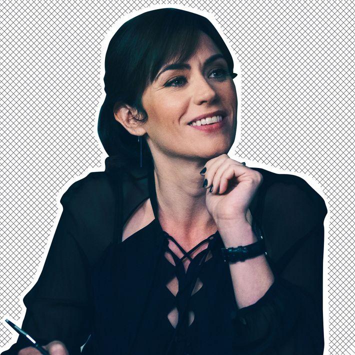 Wendy Rhoades (Maggie Siff).