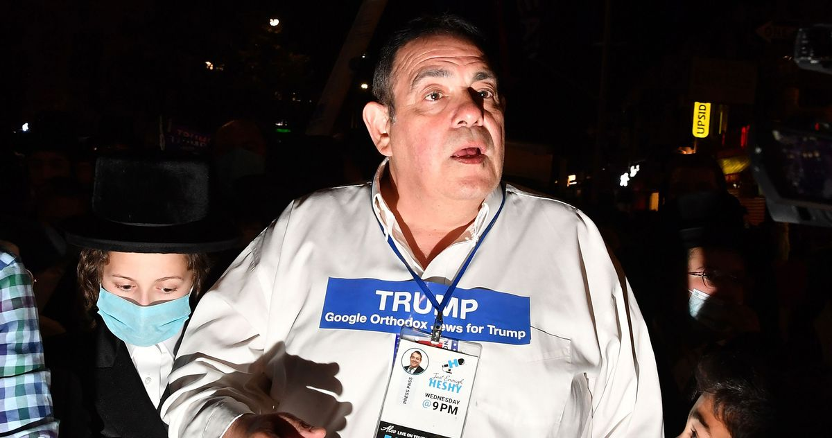 Heshy Tischler Wants to Be Borough Park's Donald Trump