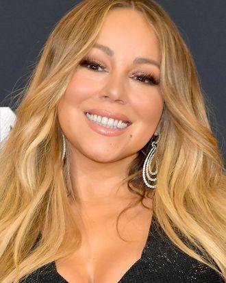 Mariah Carey slip