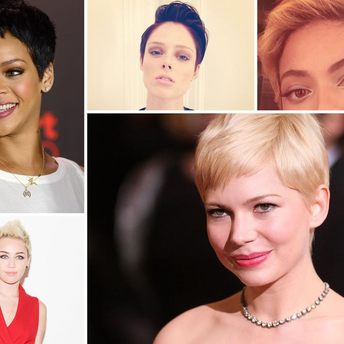 What A Pixie Cut Means When You Re Not Famous