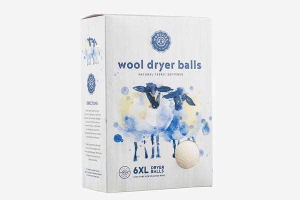 Woolzies Wool Dryer Balls (Set of 6)