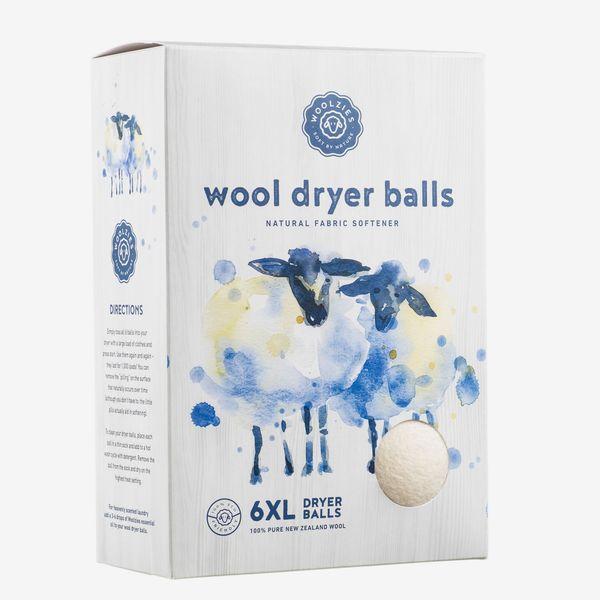 Woolzies Wool Dryer Balls (Set of 6)