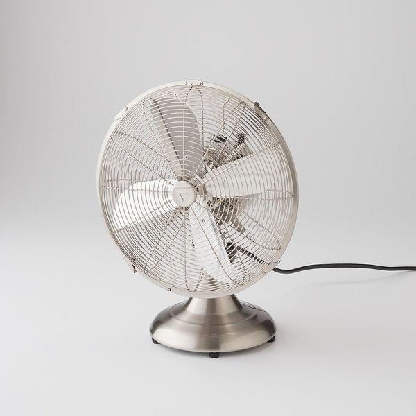 Schoolhouse Table Fan