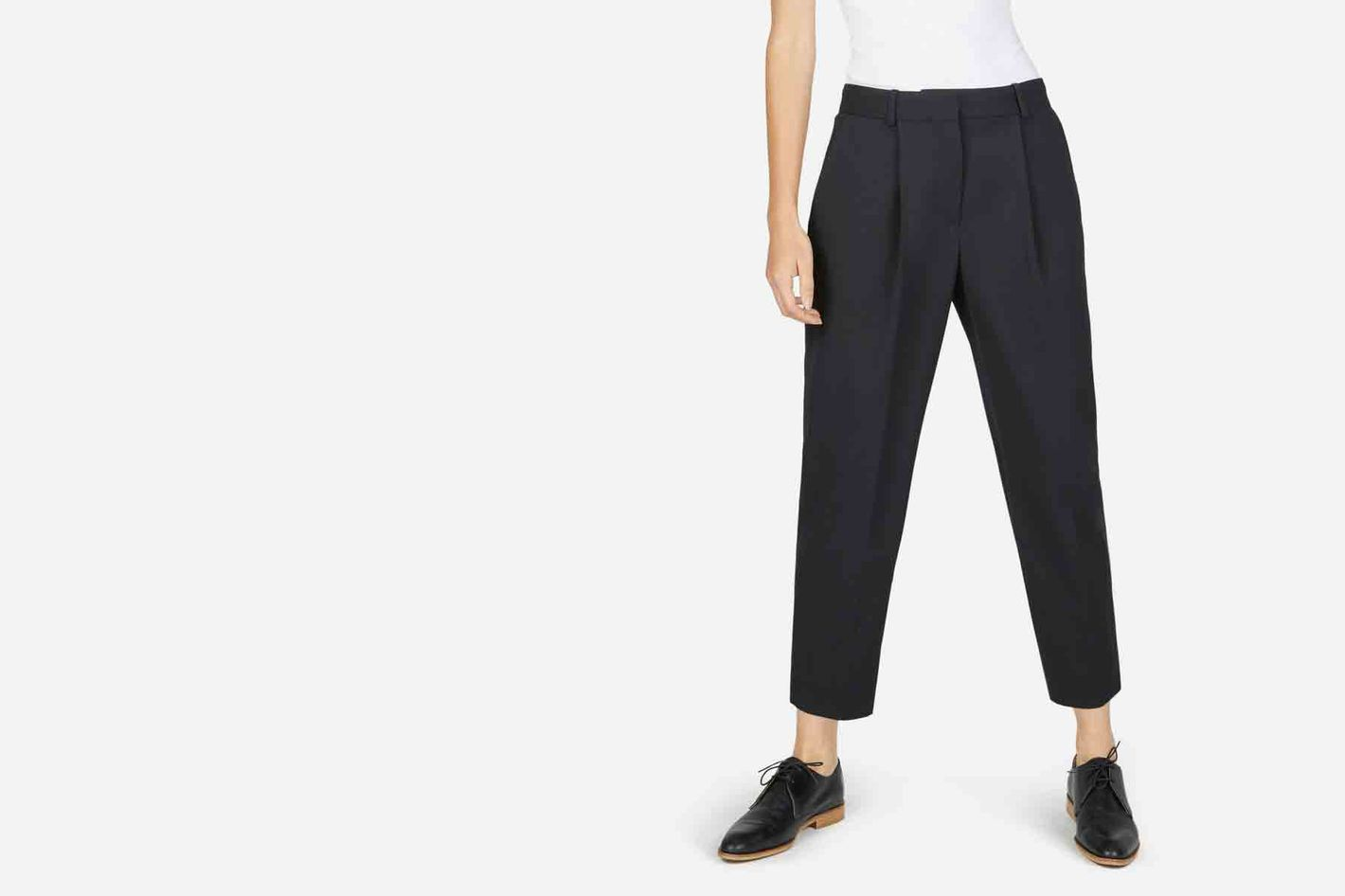 The Italian GoWeave Slouchy Pant