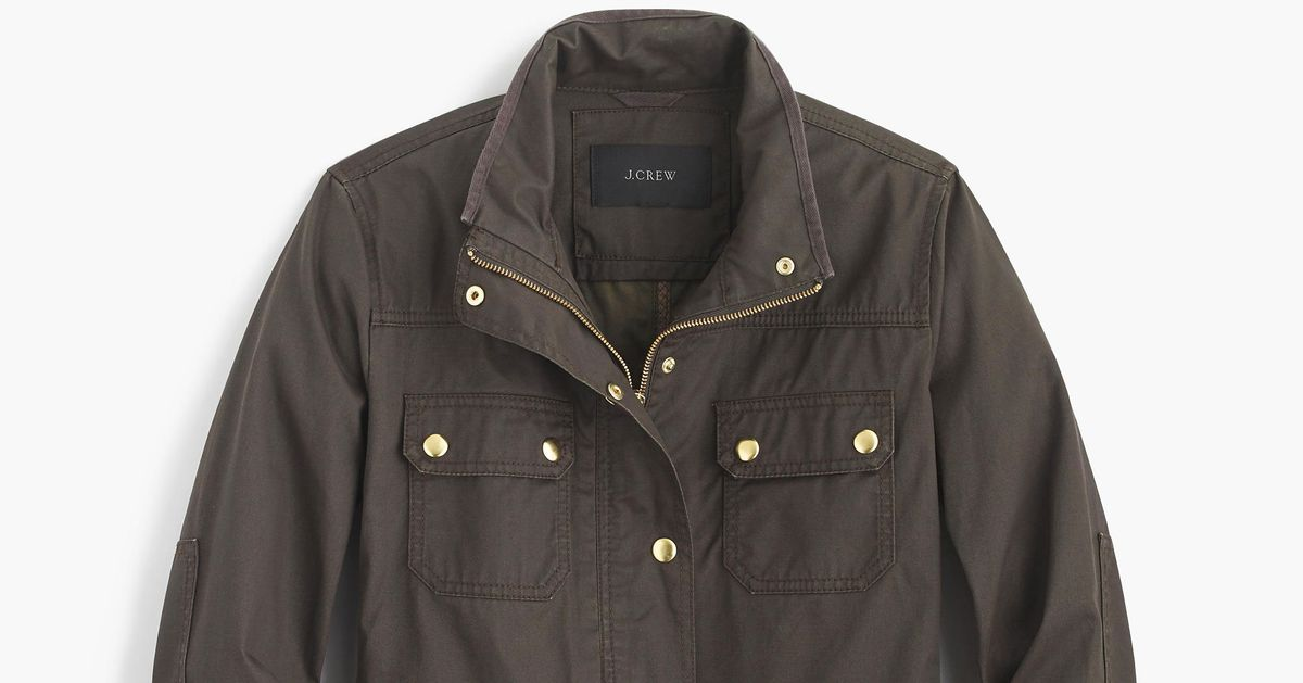 Why It s Okay That Everyone Owns the J.Crew Field Jacket df988f86ce46