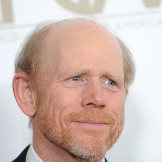 Producer/Director Ron Howard attends the 25th annual Producers Guild of America Awards, California, January 19, 2014 at the Beverly Hilton Hotel in Beverly Hills, California.