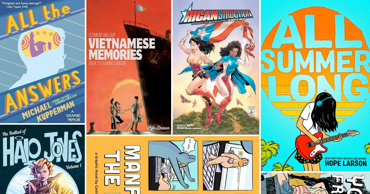 The 8 Best Comics to Read in May
