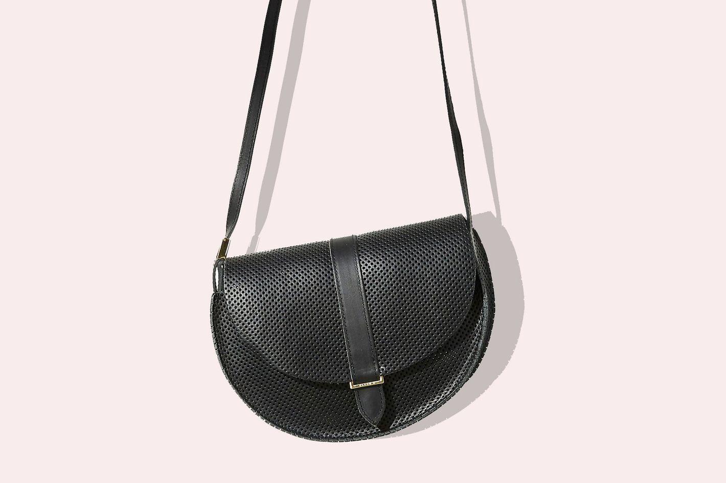 Black Clare V. Saddle Bag