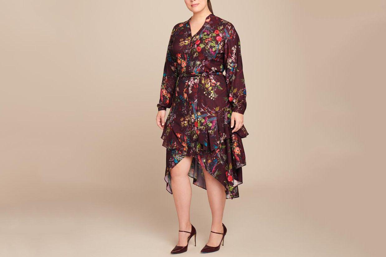 Parker Estella Combo Dress