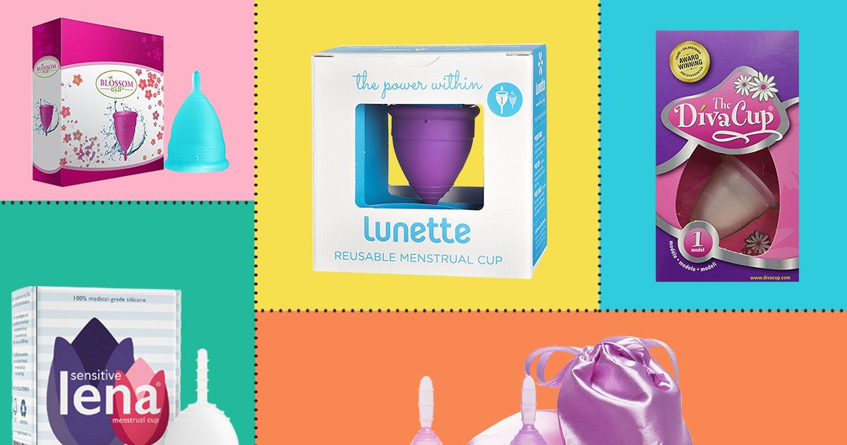 7 Best Menstrual Cups and Tampon Alternatives 2018