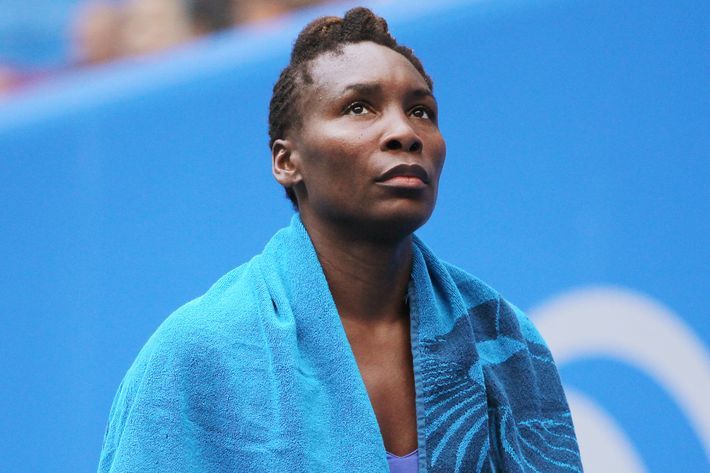Venus Williams would like Wimbledon to do better.