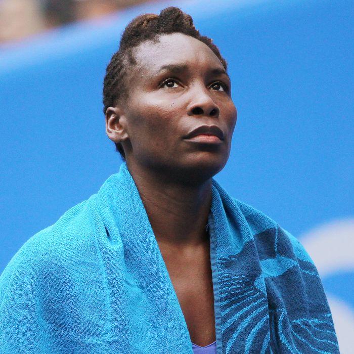 Venus Williams would like Wimbledon to do better.