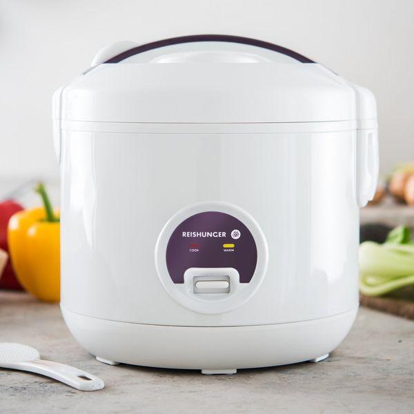 Reishunger Rice Cooker, 1.2 Litres
