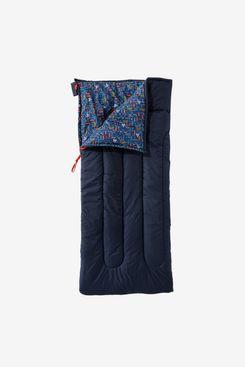 Kids' L.L.Bean Cotton-Blend Camp Sleeping Bag