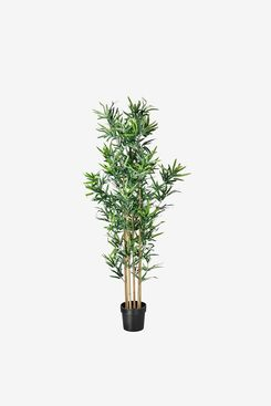 FEJKA Artificial potted plant, indoor/outdoor bamboo