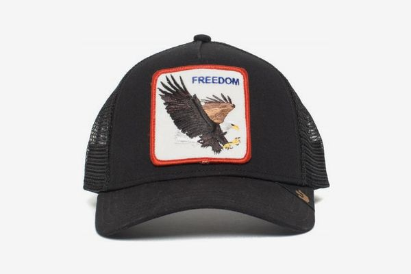 Goorin Bros. Freedom Animal Farm 5-Panel Structured Baseball Cap