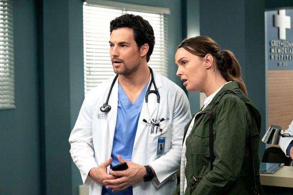 Grey's Anatomy - TV Episode Recaps & News