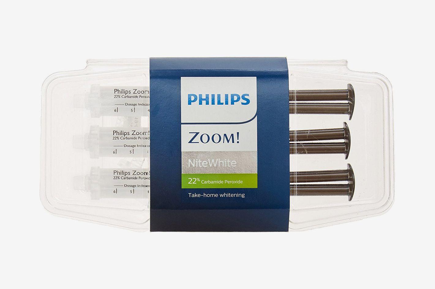 Philips Zoom Nite White 22% Syringe Pack