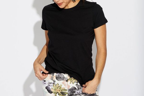Pact Featherweight Crew Neck Tee