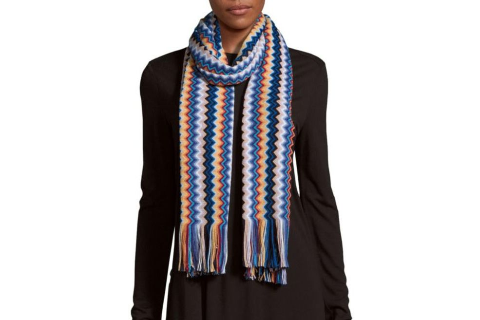 Missoni High Contrast Hat & Scarf Set
