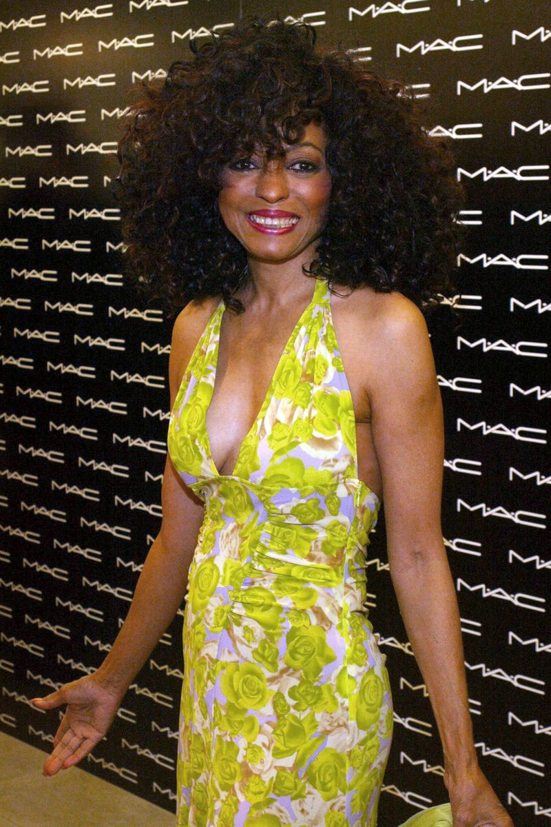 Diana Ross 50 Curly Hair Icons The Cut
