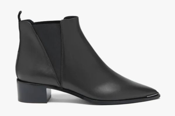 Acne Studios Jensen Leather Chelsea Boot
