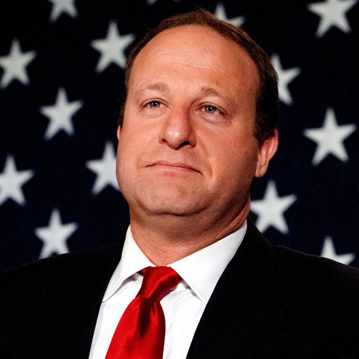 Colorado Governor Jared Polis.
