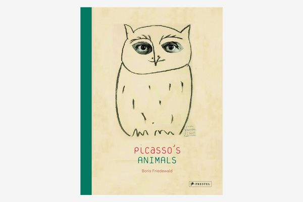Picasso's Animals, drawings by Pablo Picasso