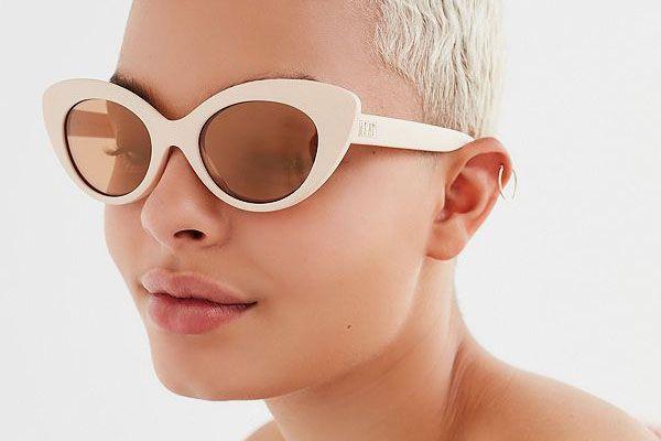 Crap Eyewear The Wild Gift Cat Eye Sunglasses