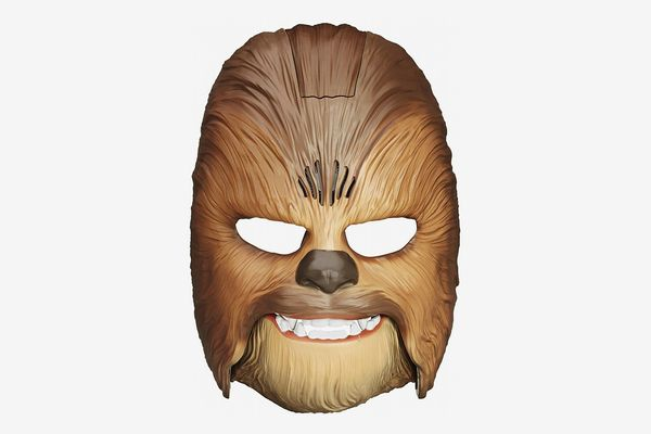 Star Wars Roaring Chewbacca Mask