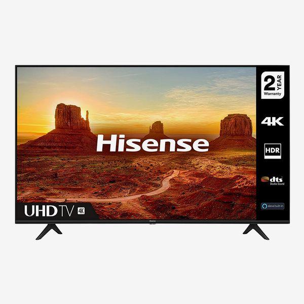 HISENSE 43-inch 4K UHD HDR Smart TV