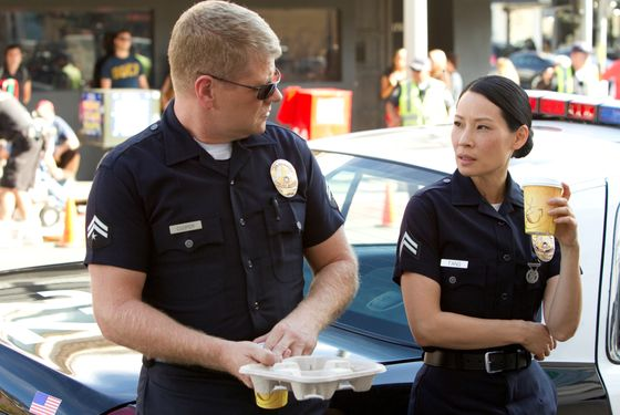 """SOUTHLAND""  ""Wednesday"" / Ep 401  TNT  Ph: Doug Hyun"