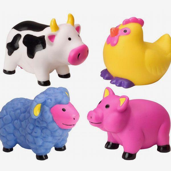 Alex Bath Toys — Farm Animal Water Squirters