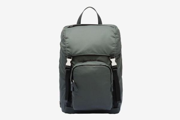 Prada Technical Fabric Backpack