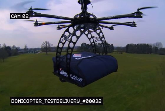 domicopter