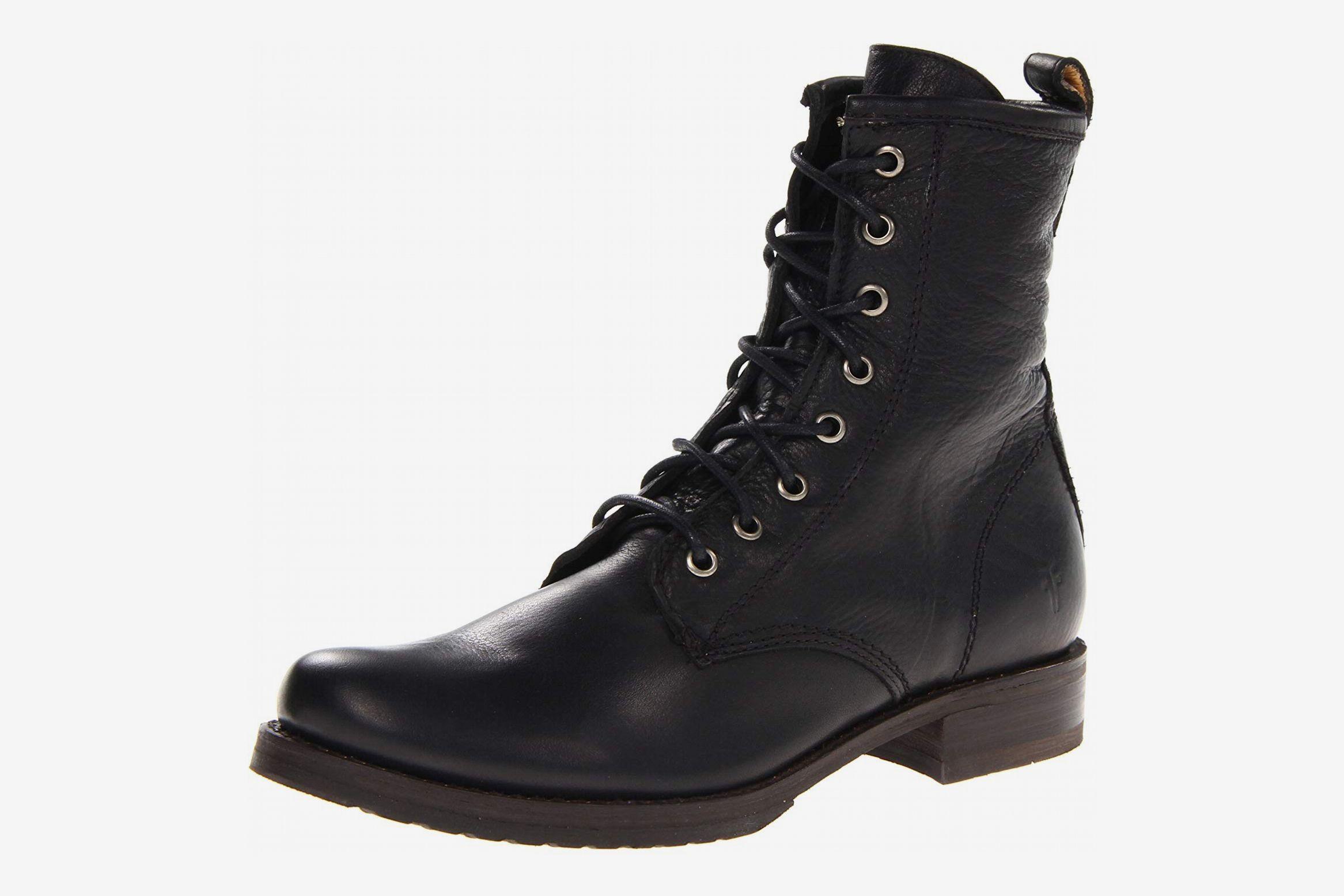Frye Women's Veronica Combat Boots