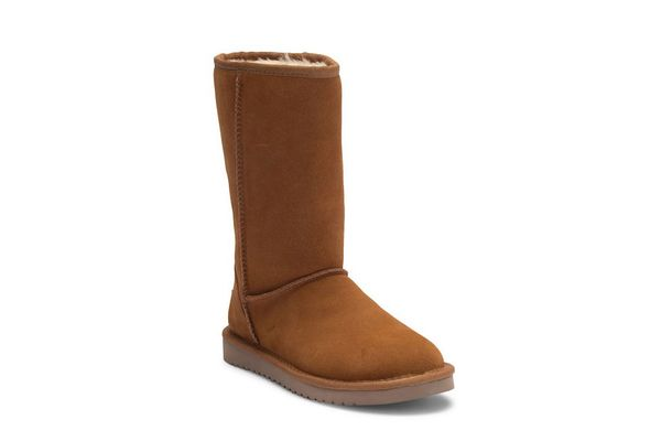 Koolaburra by UGG Classic Genuine Shearling Lined Tall Boot