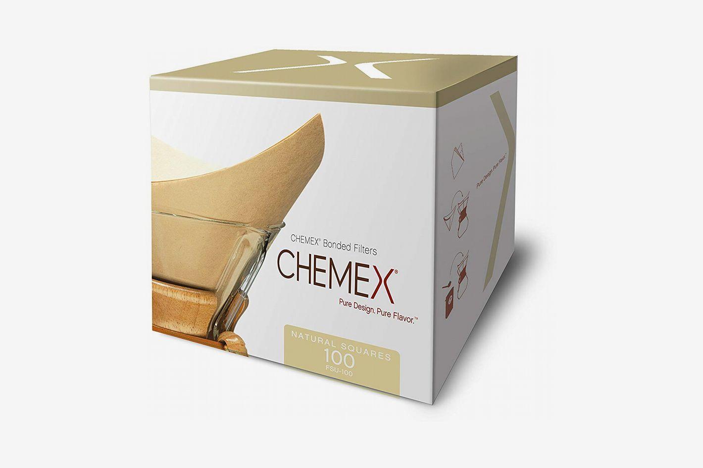 Chemex Unbleached Filters