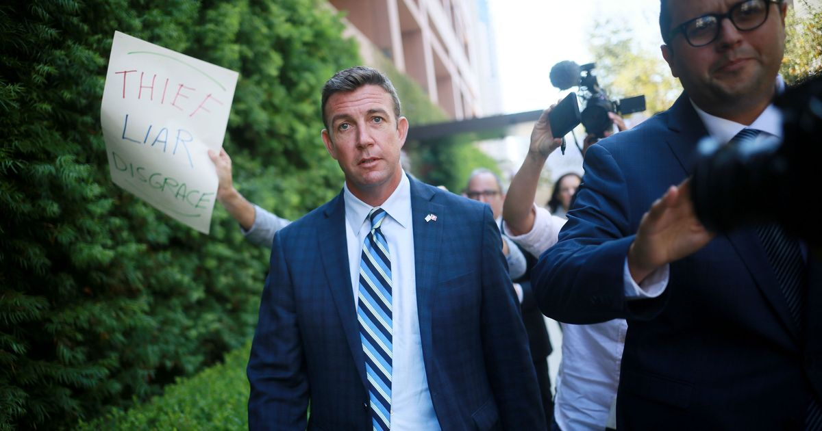 Prosecutors Say Duncan Hunter Used Campaign Funds in Affairs