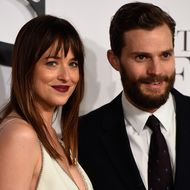 """Fifty Shades Of Grey"" - UK Premiere - Red Carpet Arrivals"